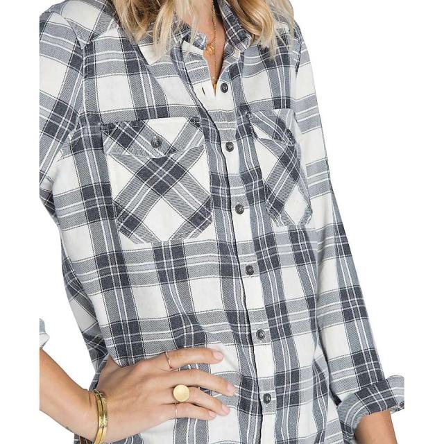 Billabong - Women's Flannel Frenzy Top