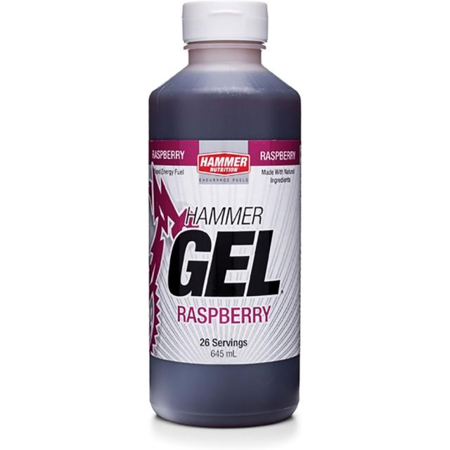 Hammer Nutrition - Hammer Gel Jug 26 Servings - Raspberry 26 SERVINGS