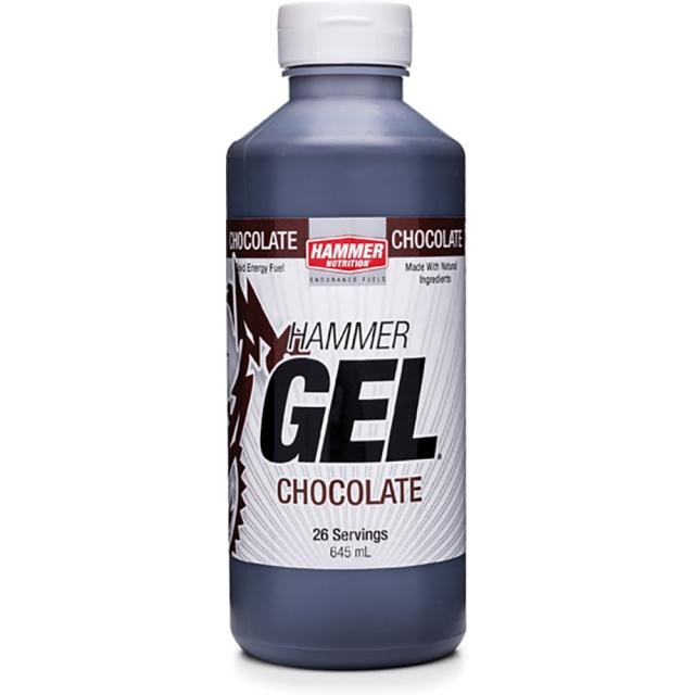 Hammer Nutrition - Hammer Gel Jug 26 Servings - Chocolate 26 SERVINGS