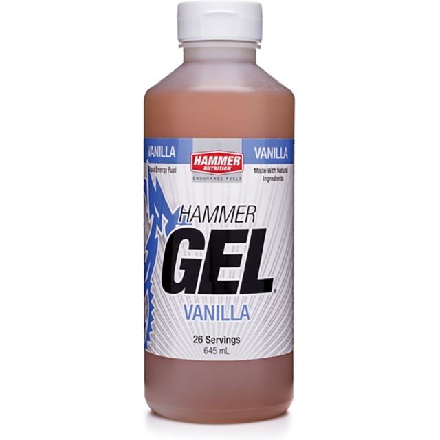 Hammer Nutrition - Hammer Gel Jug 26 Servings - Vanilla 26 SERVINGS