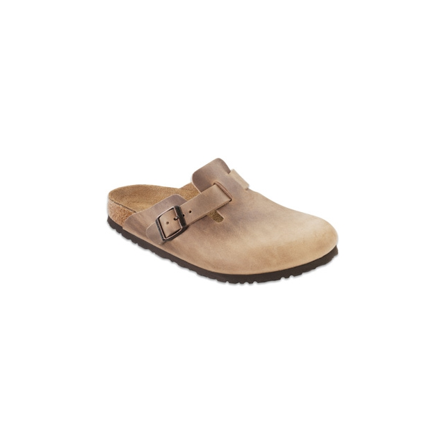 Birkenstock - Boston Tobacco Oiled Leather