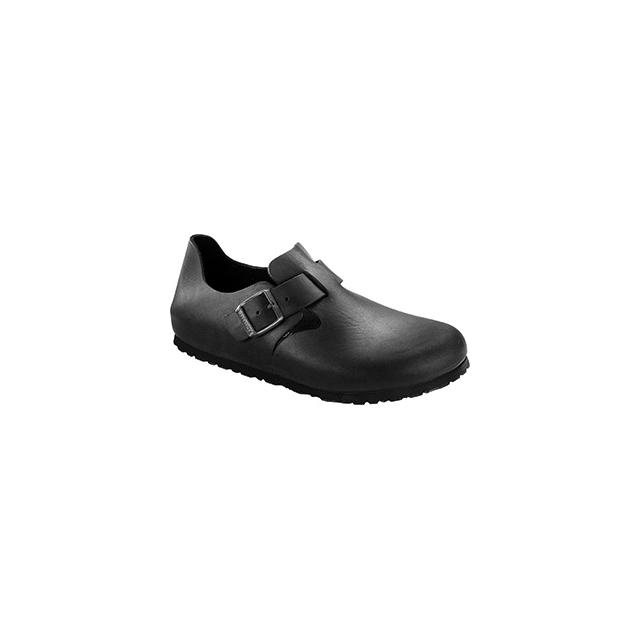 Birkenstock - London Black Oiled Leather