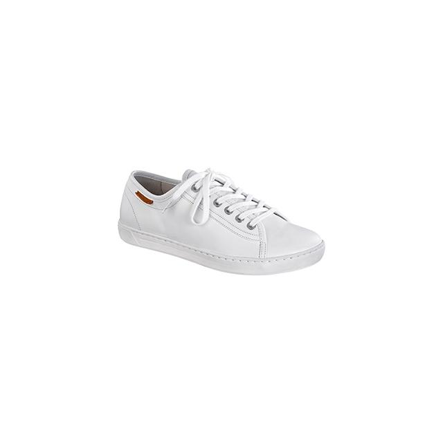 Birkenstock - Arran White Leather