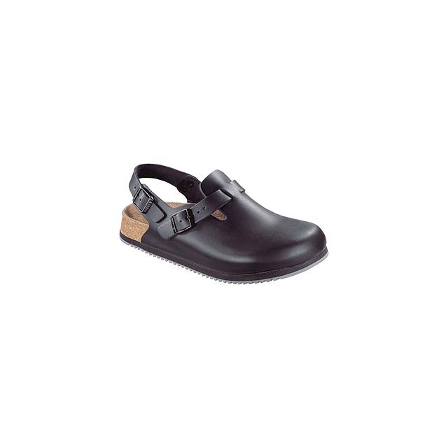Birkenstock - Tokyo Black Leather