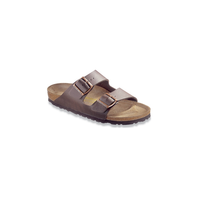 Birkenstock - Arizona Dark Brown Birko-Flor