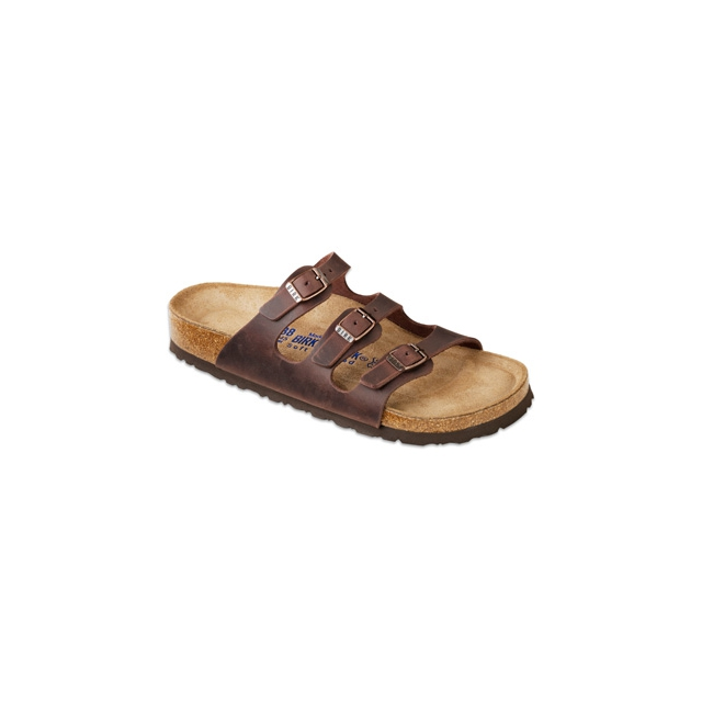 Birkenstock - Florida Habana Oiled Leather