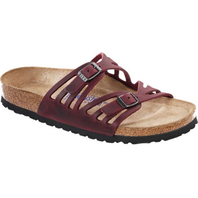 Birkenstock - Granada Soft Foot Bed Womens Sandal