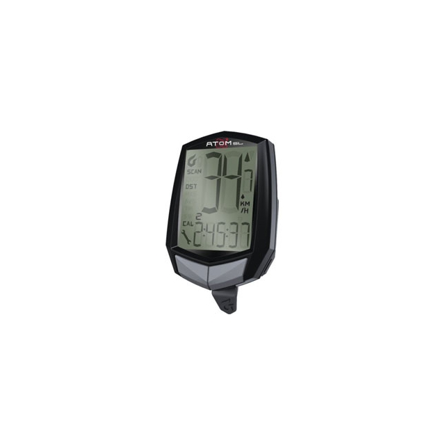 Blackburn Design - Atom SL Bike Cyclometer - Black