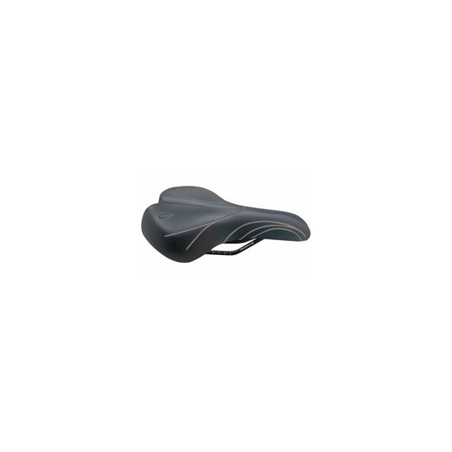 Blackburn Design - Comfort Trail Saddle - Black