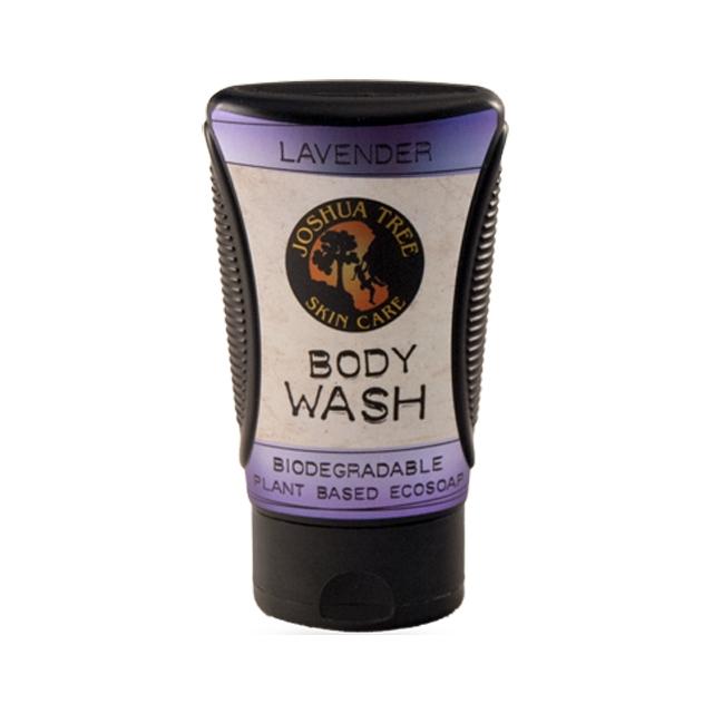Joshua Tree Skin Care - Joshua Tree Organic Body Wash Soap: Lavender