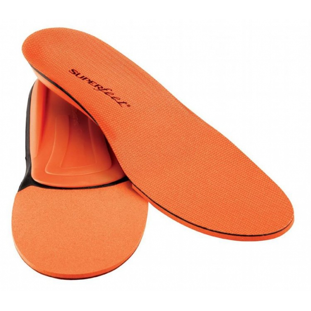 Superfeet - - Orange Extra Cushion Insoles - C