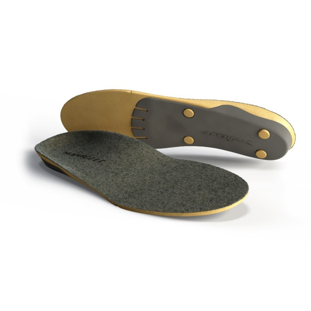 Superfeet - MerinoGrey Insoles