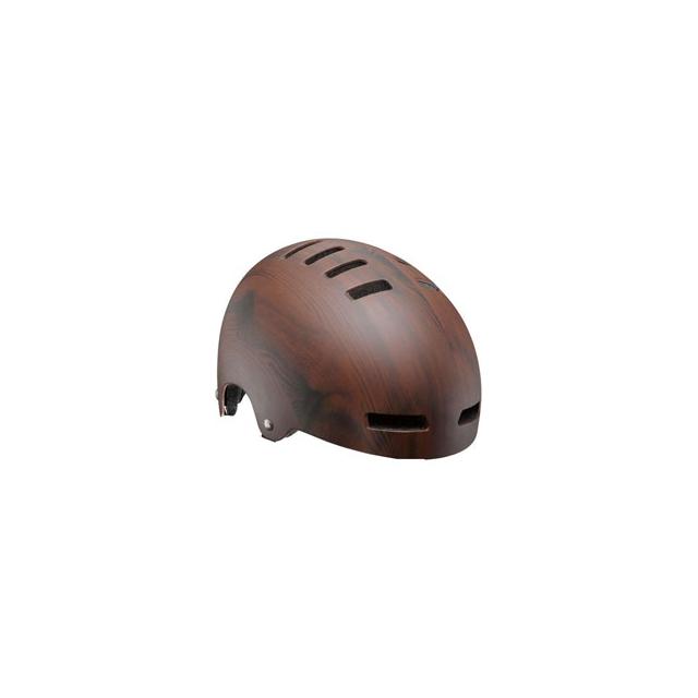 Lazer - Lazer Lazer Sport Street Deluxe Woodgrain Helmet - Unisex