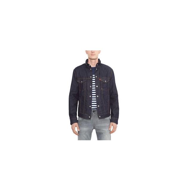 Levi's - Men's Commuter Trucker Hooded Jacket