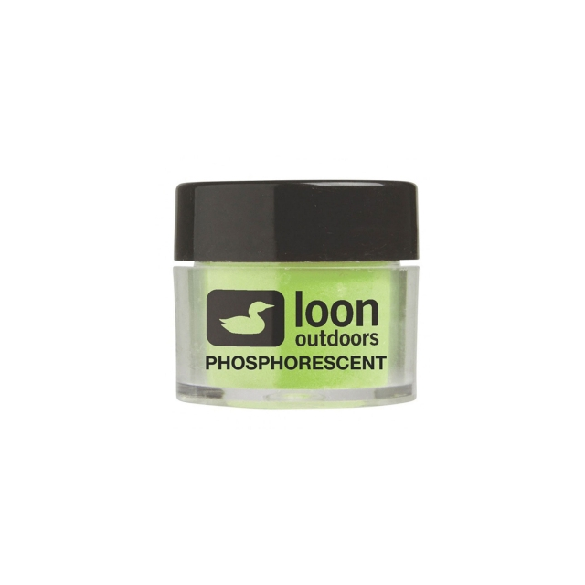 Loon Outdoors - Fly Tying Powder: Phosphorescent