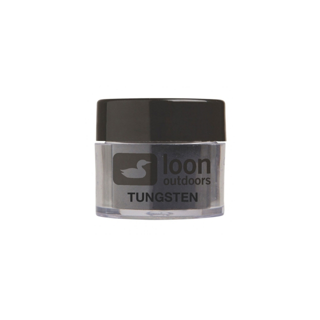 Loon Outdoors - Fly Tying Powder: Tungsten