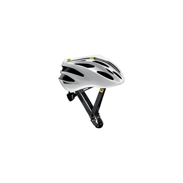 Mavic - Espoir Cycling Helmet - White/Black In Size