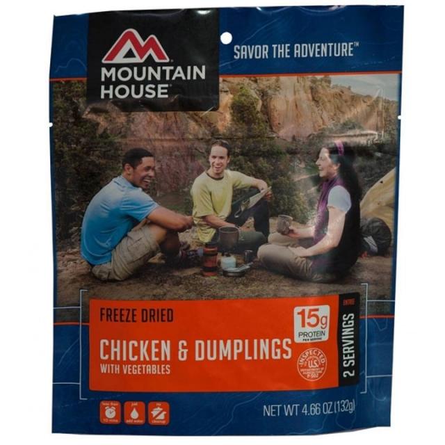 Mountain House - Chicken & Dumplings
