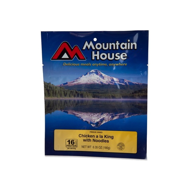 Mountain House - chicken a la king- serves 2