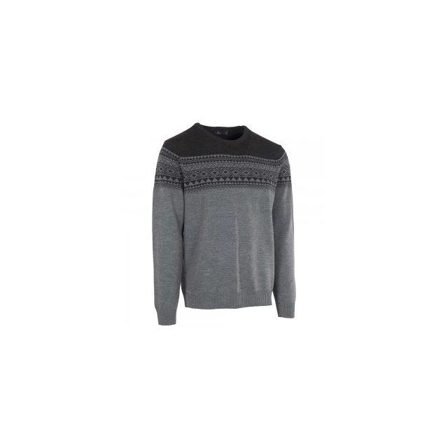 Neve Designs - Tyler Crewneck Sweater Men's, Black, L