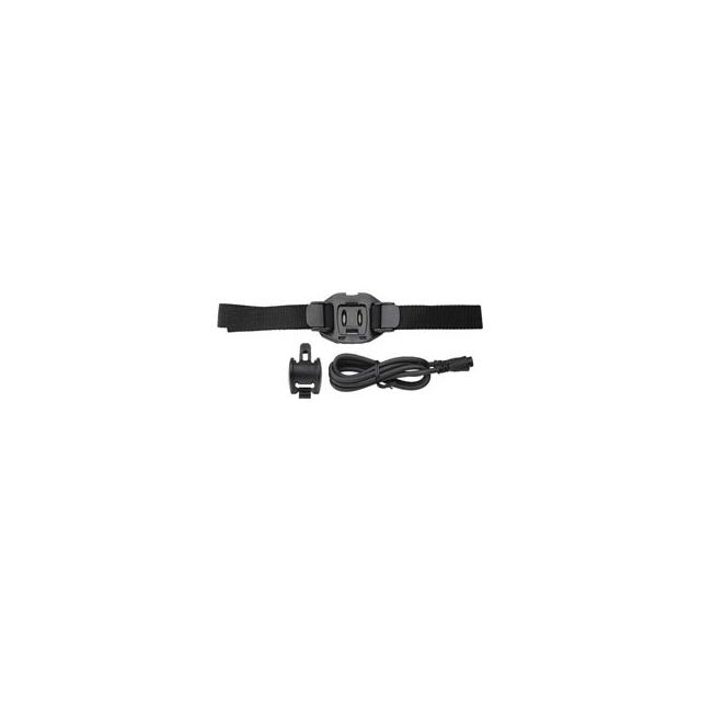 NiteRider - MiNewt & Sol Helmet Mount Kit - Black
