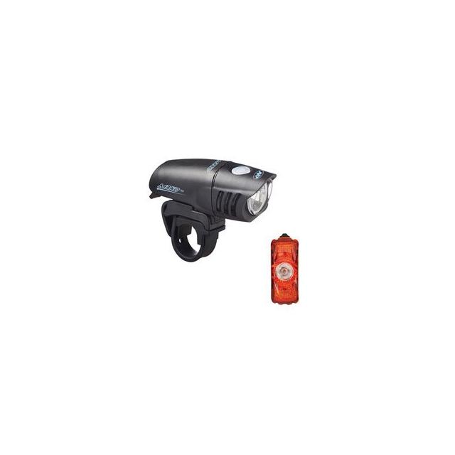 NiteRider - Mako 150/CherryBomb 35 Combo Bike Light - Black