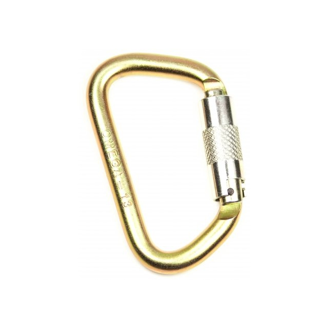 Omega Pacific - Modified D 3-Stage Quik-Lok Carabiner