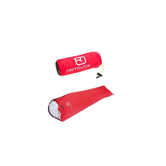 Ortovox - Gemini Single Bivi Bag Red 1 Per