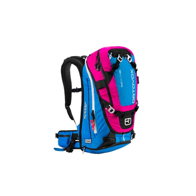 Ortovox - Tour 30+7 Women's ABS Avy Pack Blue Ocean 30+7W