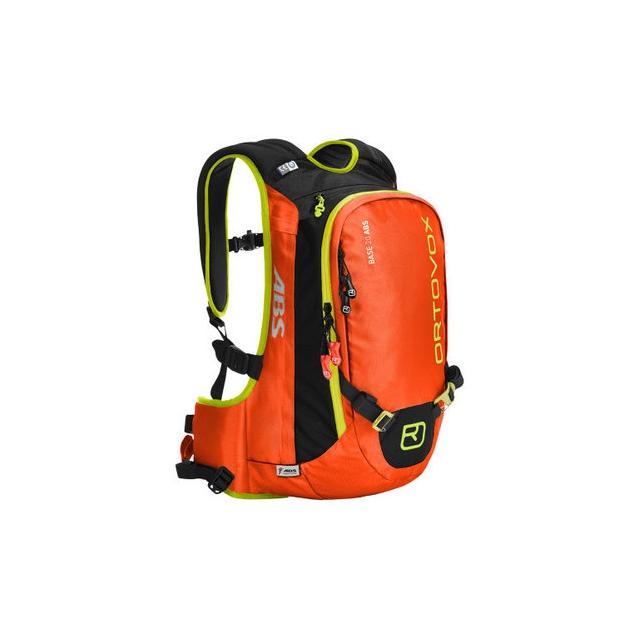 Ortovox - Base 20 ABS Avy Pack Crazy Orange 20L