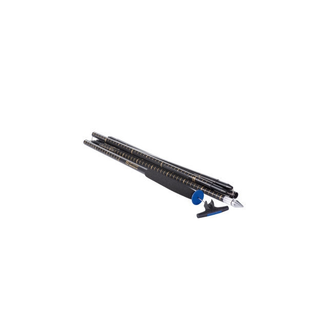 Ortovox - 240 Carbon Pro PFA Probe Black/Blue 240cm