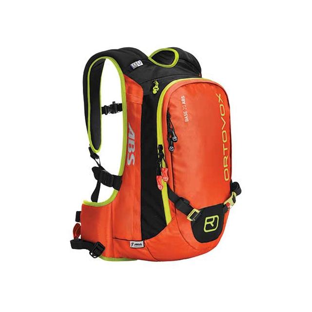 Ortovox - Base 20 ABS Ready Backpack: Crazy Orange