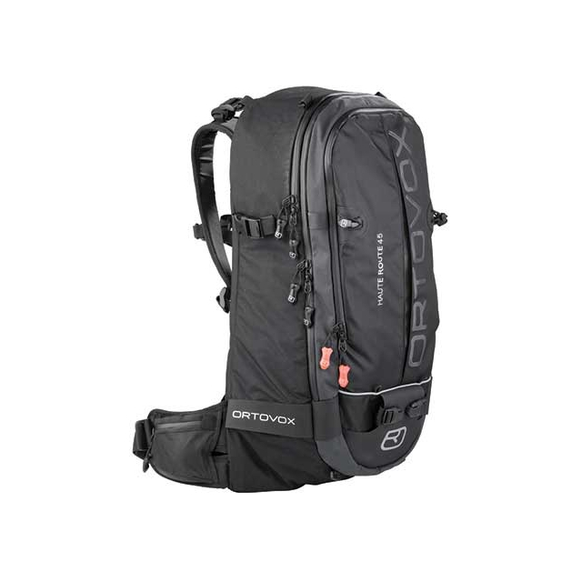 Ortovox - Haute Route 45 Ski Backpack: Black Raven