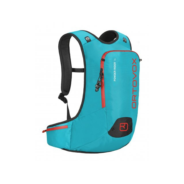 Ortovox - - Powder Rider 16 Pack - Aqua
