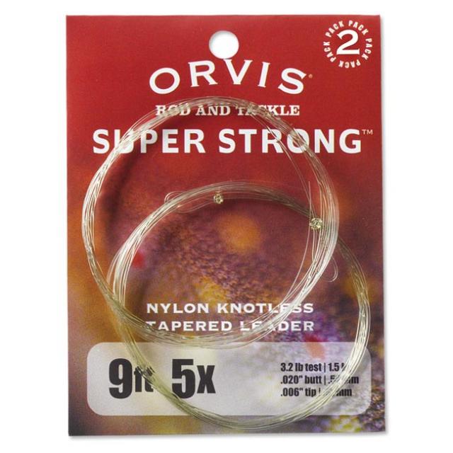 Orvis - Super Strong Leader - 2