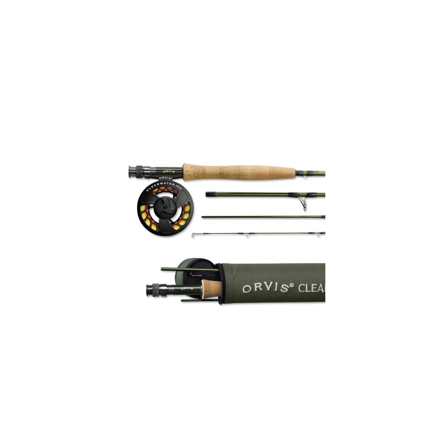 Orvis - Clearwater Fly Rod Outfit
