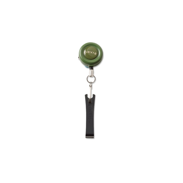 Orvis - Fly Fisher's Snip with Cord Zinger