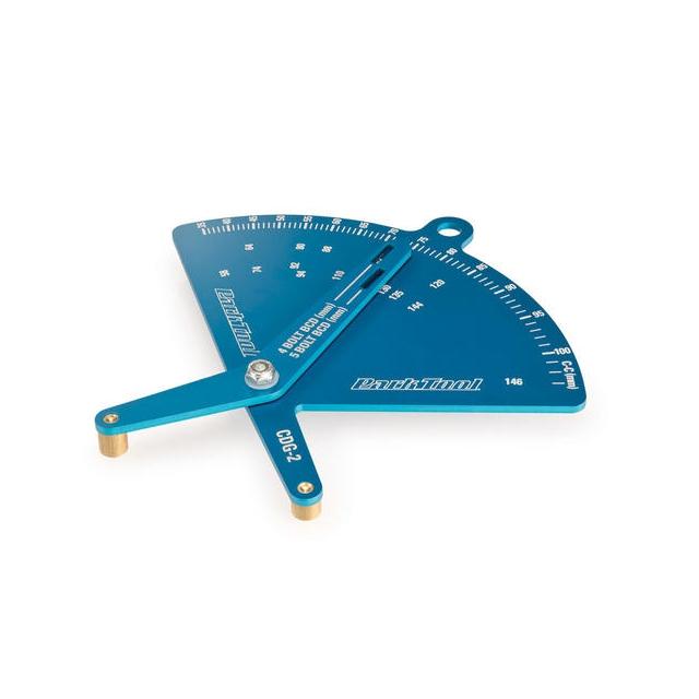 Park Tool - Chainring Diameter Gauge