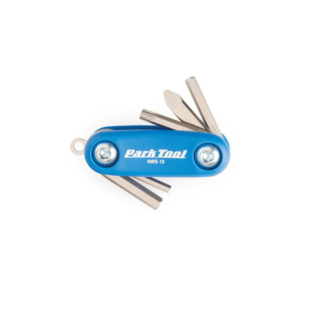 Park Tool - Micro Fold-Up Hex Key Set
