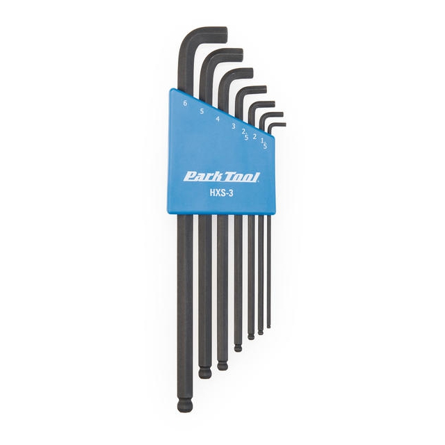 Park Tool - Stubby Hex Wrench Set