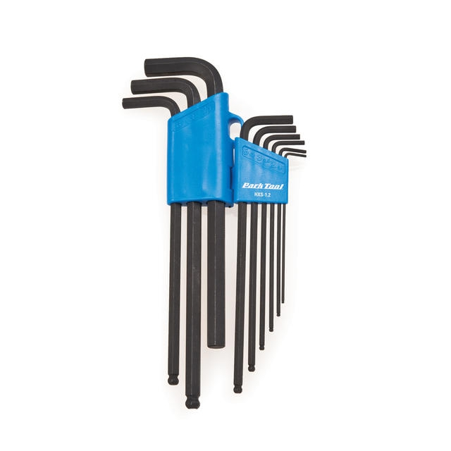 Park Tool - Professional L-Shaped Hex Wrench Set
