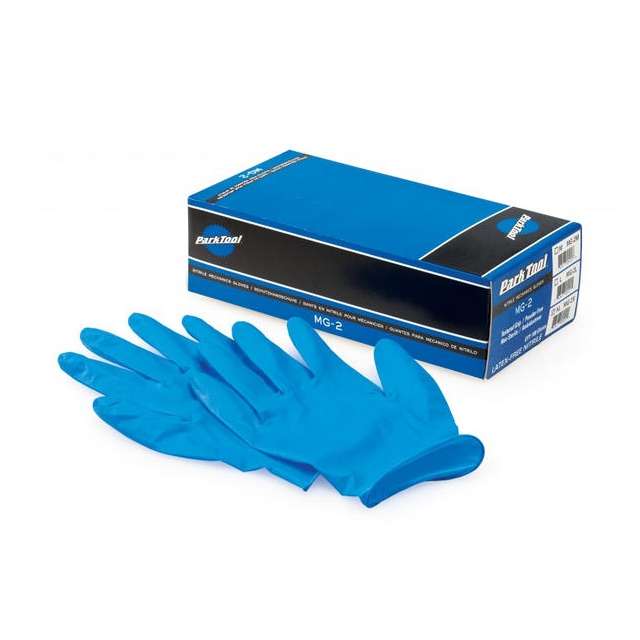 Park Tool - Nitrile Mechanic's Gloves