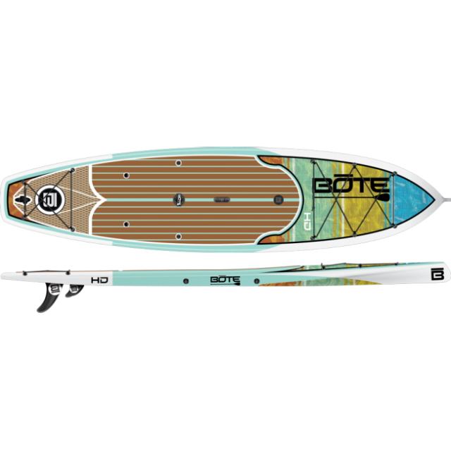 "BOTE - Hd :: 10'6"" X 30"" :: Native"
