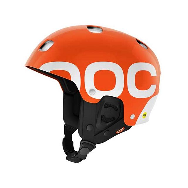 POC - Receptor Backcountry MIPS Helmet: Uranium Black, Medium