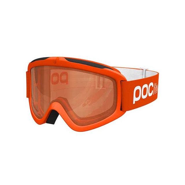 POC - POCito Iris Goggles - Youth: Fluorescent Orange