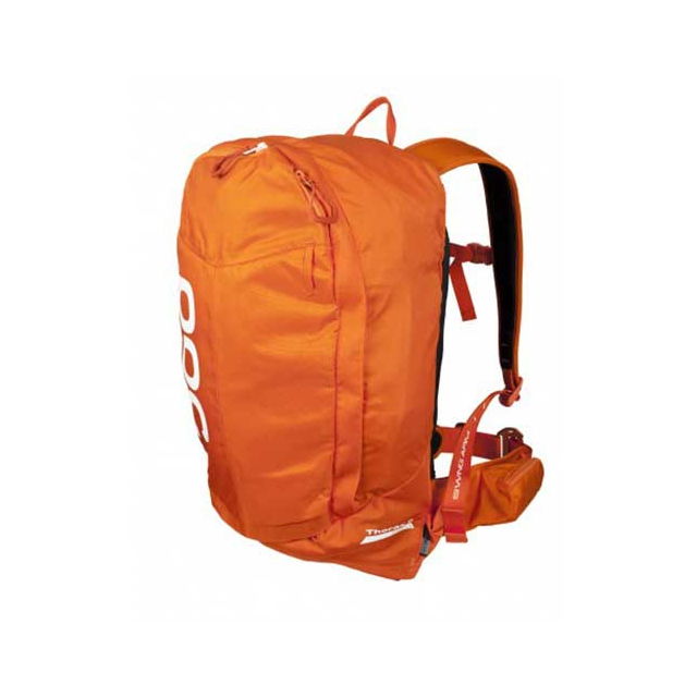 POC - Thorax Jetforce Avalanche Airbag Backpack - 11L: Orange