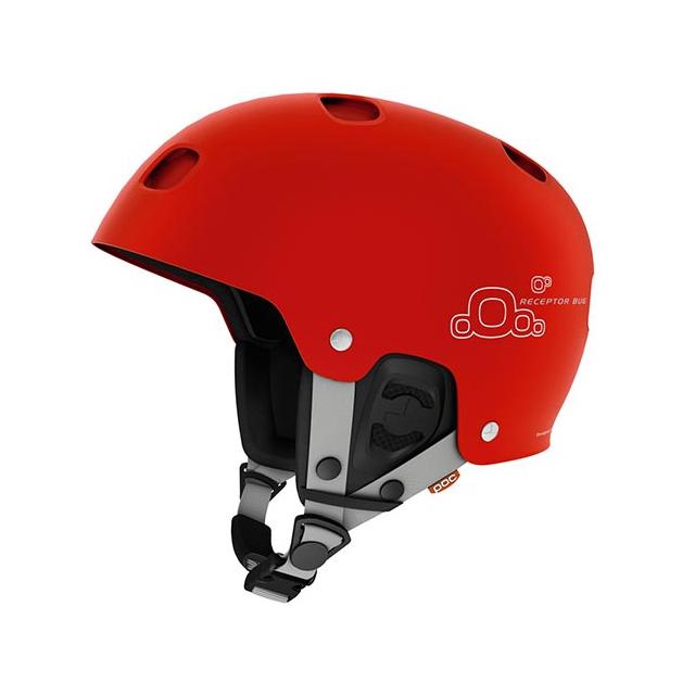 POC - Receptor Bug Helmet: Granate Red, Medium