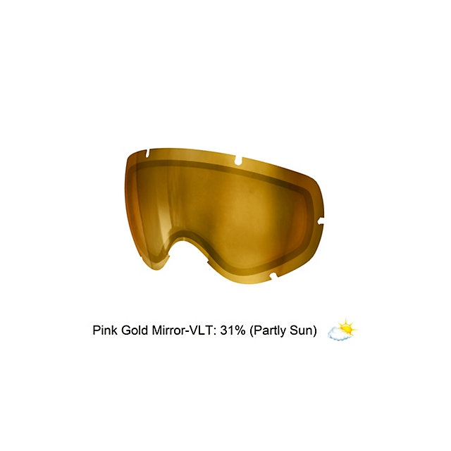 POC - Lobes Goggle Replacement Lens