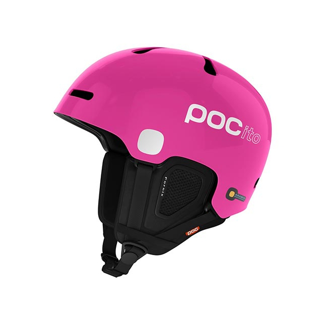 POC - POCito Fornix Helmet - Kid's: Fluorescent Pink, Medium/Large