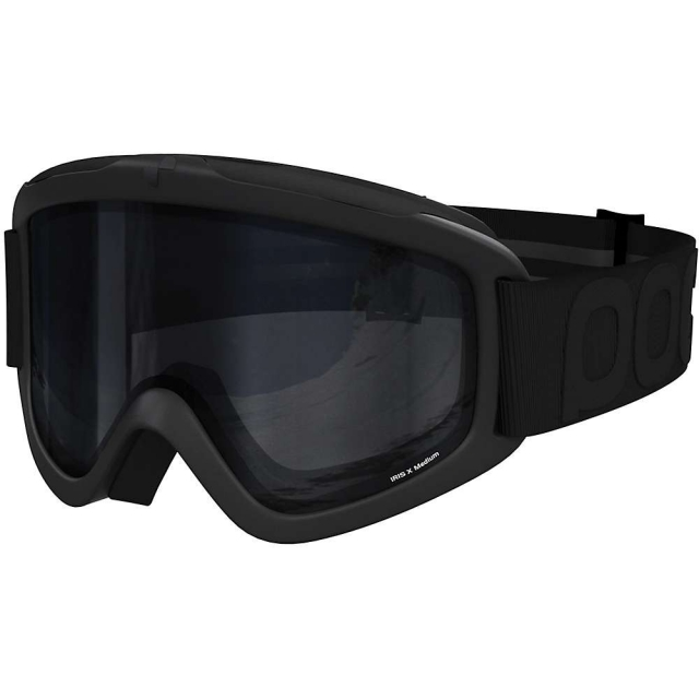 POC - Iris X All Black Goggle